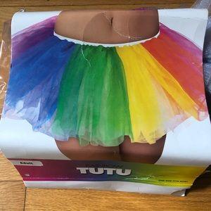 🎃 Adult Rainbow 🌈Tutu
